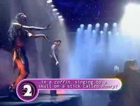 WiggyVideos - [Video] Bryan Ferry - I Put A Spell On You [totp2] (Wiggy St Helens UK 2007)