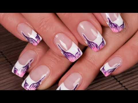 Decorados de uñas - Decoraciones  de uñas en acrilico/ AndreaM11