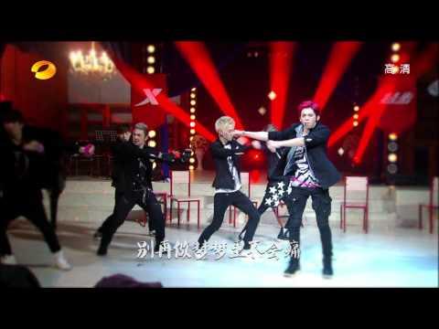 NU'EST- M  - Face live-JASZOU (видео)
