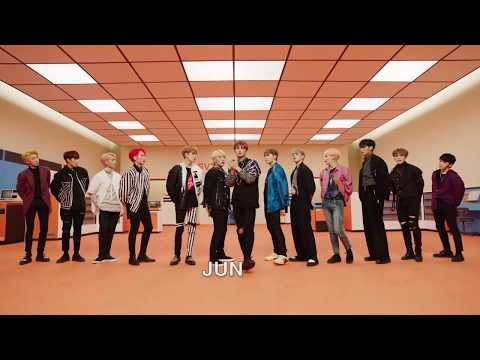 Video Seventeen Clap MV (W/ Names) download in MP3, 3GP, MP4, WEBM, AVI, FLV January 2017