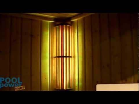 Sauna Farblicht LED