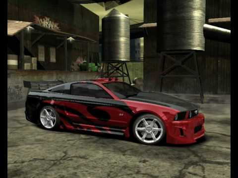 Razor mustang vinyls can be downloaded on nfs cars website. Mia vinyls