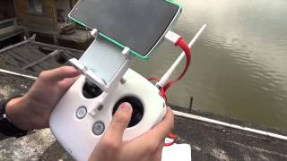 Новинка от DJI. Настройка, полет, видео с камеры. http://quadrocopter.ru/ DJI Phantom 3 - это, конечно, не DJI Inspire 1, но тоже очень...