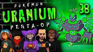 Pokémon Uranium 5-Player Nuzlocke - Ep 38 BNA by King Nappy