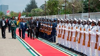 President Paul Kagame arrived in Mozambican capital Maputo for a two day state visit to the southern African state. Kagame was received by Mozambique ...