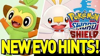 GROOKEY and SCORBUNNY EVOLUTION HINTS in NEW Pokemon Sword and Shield Interview! by aDrive