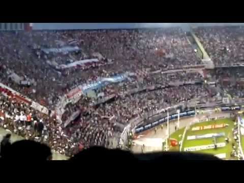 Video - QUIERO QUE LLEGUE EL DOMINGO - River Plate vs Quilmes - Torneo Final 2014 - Los Borrachos del Tablón - River Plate - Argentina