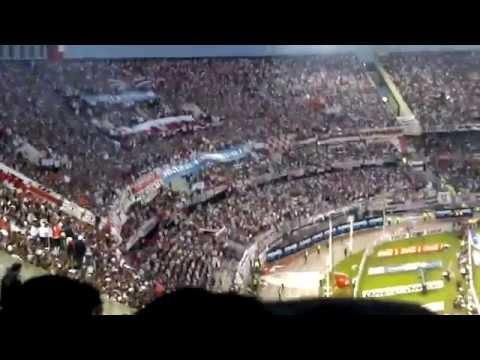 QUIERO QUE LLEGUE EL DOMINGO - River Plate vs Quilmes - Torneo Final 2014 - Los Borrachos del Tablón - River Plate