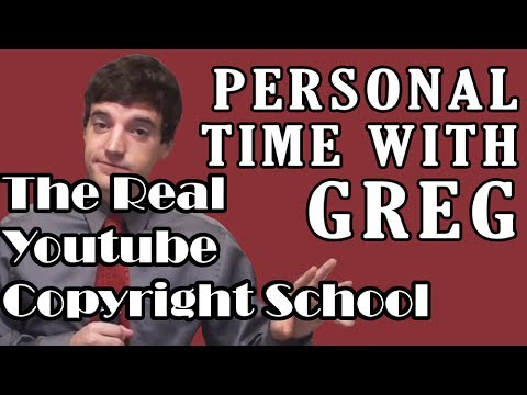 The Real Youtube Copyright School