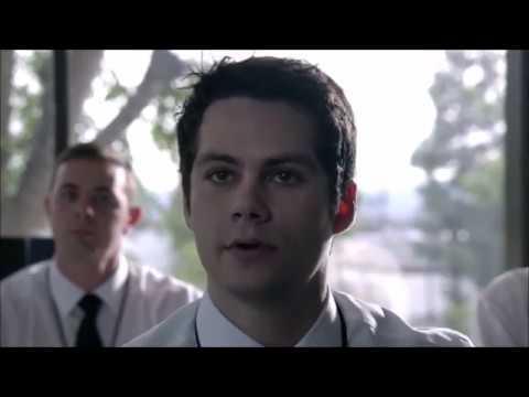 TeenWolf [6x11] Stiles in FBI School