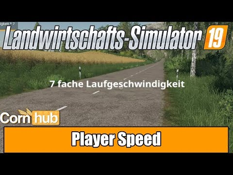 Player speed mod v1.0.1