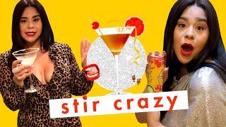 Wow, 'On My Block' Star Jessica Marie Garcia Should Be a Mixologist 😂| Stir Crazy | Cosmopolitan by Cosmopolitan