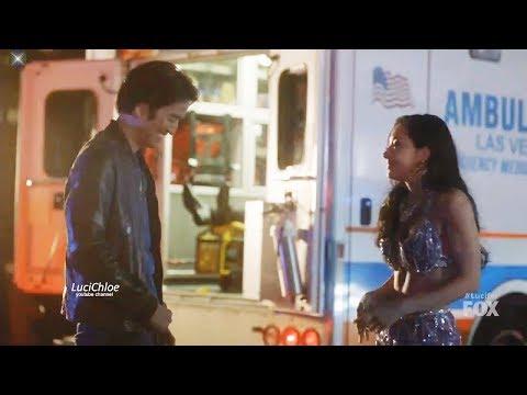 Lucifer 3x06 Luci Ella Candy Solved Case - Ella & the Detective Season 3 Episode 6 S03E06