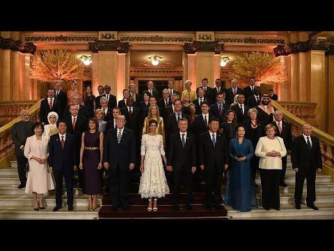 Συμφώνησαν για μεταρρυθμίσεις στο παγκόσμιο εμπόριο οι G20…