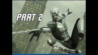 SPIDER-MAN TURF WARS Walkthrough Gameplay Part 2 (City that Never Sleeps DLC)
