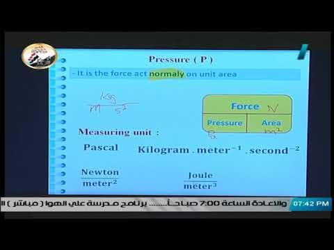 فيزياء لغات الصف الثاني الثانوي 2020 (ترم 2)