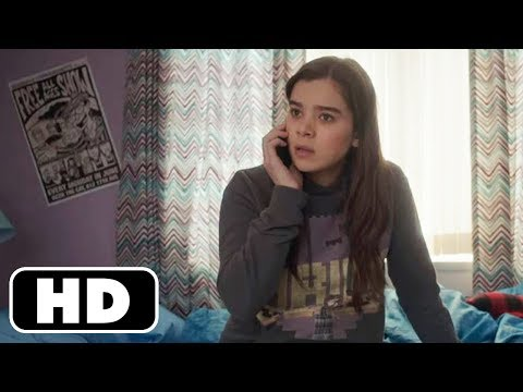 Do You Have A Swimming Pool? | The Edge of Seventeen (2016) Movie Clip HD