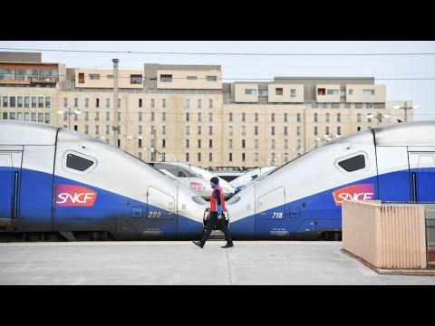 العرب اليوم - خسارة شركة السكك الحديدية في فرنسا بسبب الإضراب