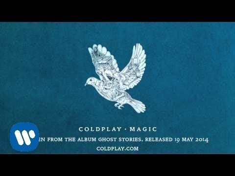 Coldplay - The first single from the album Ghost Stories, out now! Get it on iTunes http://smarturl.it/ghoststories / CD http://smarturl.it/ghoststoriescd MAGIC Call it...