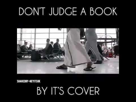 Don't judge the book by it's cover
