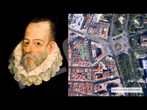 The remains of Cervantes [IgeoNews]
