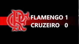 Na noite desta quinta feira, uma vitória com a cara do Flamengo, cheia de raça e vontade. Gols de Alan Patrick e Luiz Antônio.