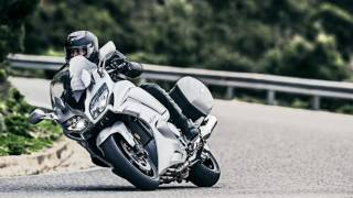 5. Yamaha FJR1300 2016 Review Road Test | Visordown Motorcycle Reviews