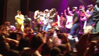 Odd Future Brings Out Lil Wayne in Los Angeles 9/30