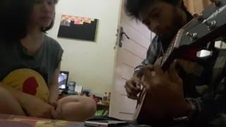 Ada Apa Dengan CInta - Melly Goeslaw - Acoustic Cover by Lulu & Amin