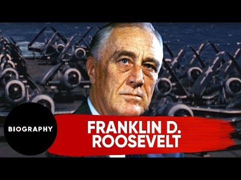 Franklin D. Roosevelt | A Beacon For Economic Renaissance | Biography