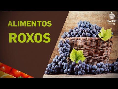 ALIMENTOS ROXOS | Saúde Total