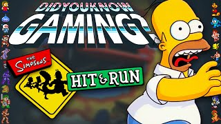 Video The Simpsons Hit & Run - Did You Know Gaming? Feat. h3h3 Productions MP3, 3GP, MP4, WEBM, AVI, FLV Maret 2018
