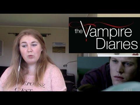 The Vampire Diaries season 1 episode 1 REACTION