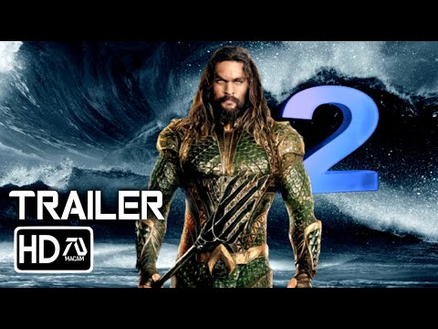 AQUAMAN 2 (2022) Teaser Trailer - Jason Momoa, Amber Heard (Fan Made)