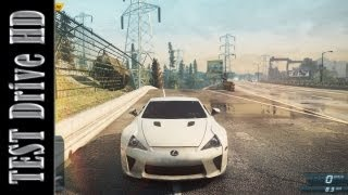 Lexus LFA - Need For Speed: Most Wanted 2012 - Test Drive [HD]