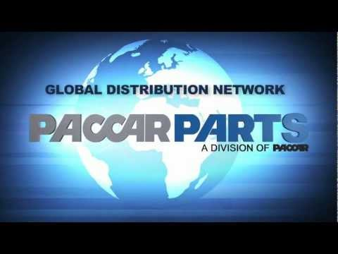 PACCAR Parts Global Distribution Network