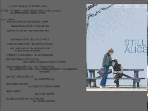 Still Alice 2014 Movie Official Soundtrack List