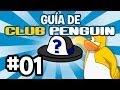 Gu a De Club Penguin E01: empezando El Juego