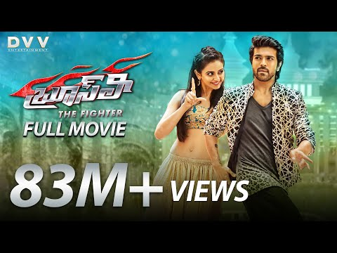 Bruce Lee The Fighter Telugu Full Movie - Ram Charan, Rakul Preet Singh (видео)