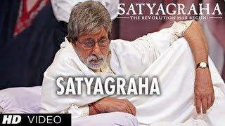 Nonton Satyagraha Title Song (Raghupati Raghav) | Amitabh Bachchan, Ajay Devgn, Kareena, Arjun Rampal Film Subtitle Indonesia Streaming Movie Download