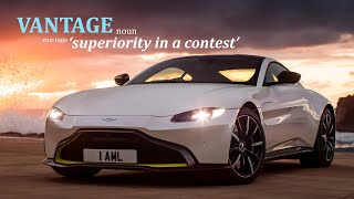 Aston Martin Valkyrie, Vantage, Vulcan: Why Do They All Start With V? | Carfection by Carfection