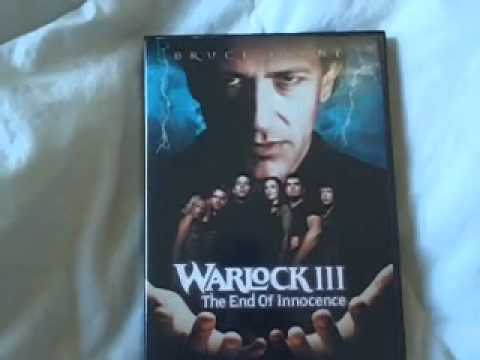 TheHorrorGlobe Review: Warlock III The End of Innocence