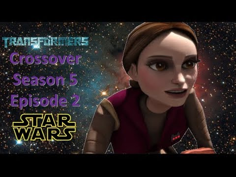 Transformers and Star Wars Crossover: Rise of the Rebellion (Season 5) (Episode 2)