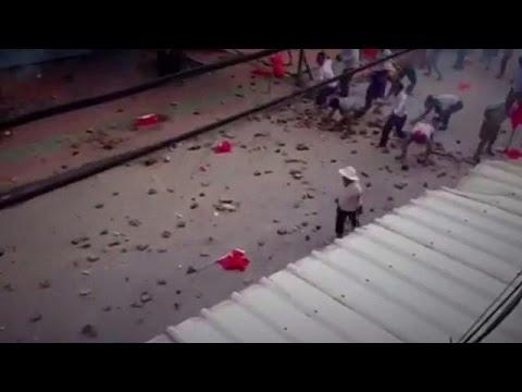 Κίνα: Συμπλοκές μεταξύ αστυνομικών και διαδηλωτών