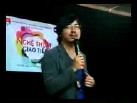 GS Cù Trọng Xoay Dạy cách tỏ tình tại ĐH Ngoại Thương FTU Phan 01   YouTube