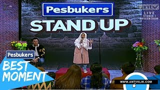 Video Baim Wong Di Bully Musdalifah Stand Up Comedy Pesbukers | Pesbukers ANTV MP3, 3GP, MP4, WEBM, AVI, FLV April 2019