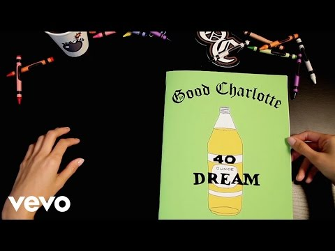40 oz. Dream Lyric Video