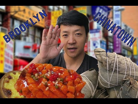 Download New York City Chinatown Tour Part 1! BROOKLYN 8th Ave Chinatown HD Mp4 3GP Video and MP3