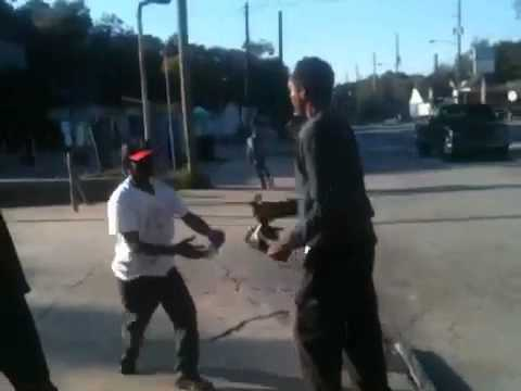 ATLANTA HOOD FIGHTS PT2