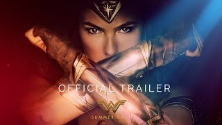 WONDER WOMAN  Official Trailer HD